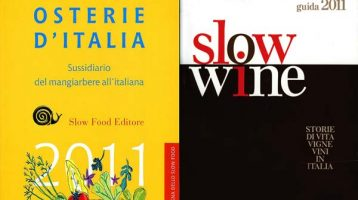 Osterie d'Italia 2011 & Guida Slow Wine 2011