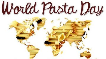 World Pasta Day: che la festa cominci!