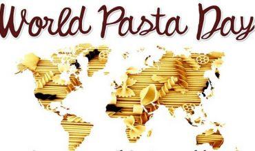 World Pasta Day: che la festa cominci!