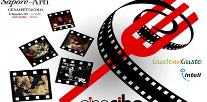 Cinecibo, il cinema incontra la gastronomia