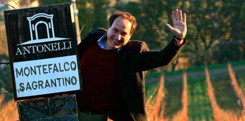 Ci vediamo da Antonelli, viticoltori in Montefalco…
