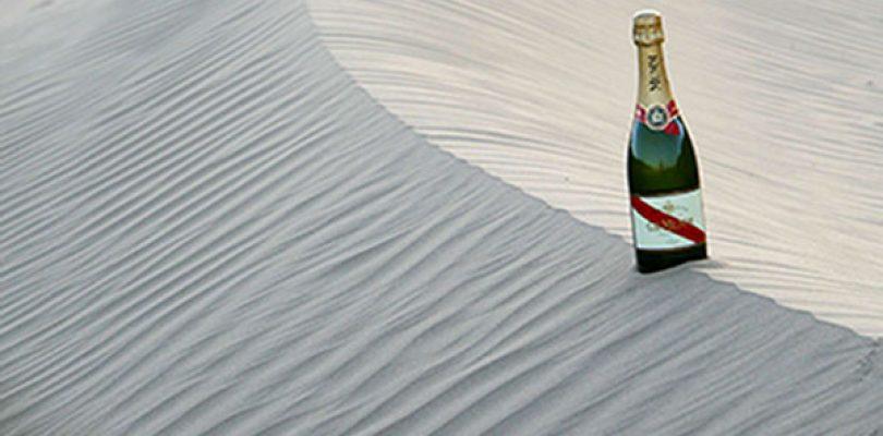 Mumm, classe & avventura: una flûte nel deserto