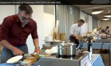Il video dei Mondiali di Carbonara 2014: da non perdere!