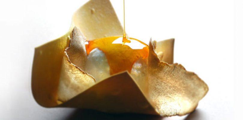 Panna cotta al tartufo, il gelato che viene dalle Langhe