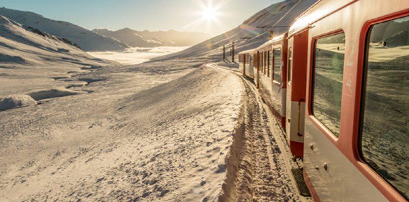 La Svizzera dà il benvenuto all'inverno