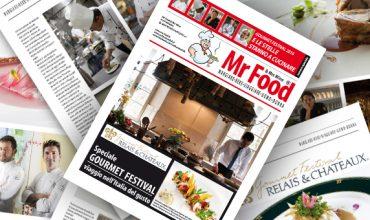 Mr. Food Speciale è disponibile online!