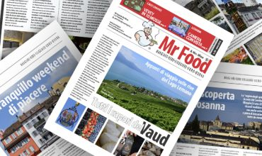 Il numero 26 di Mr Food è disponibile online