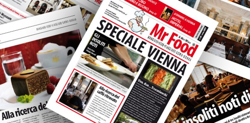 Il numero 28 di Mr Food è disponibile on line
