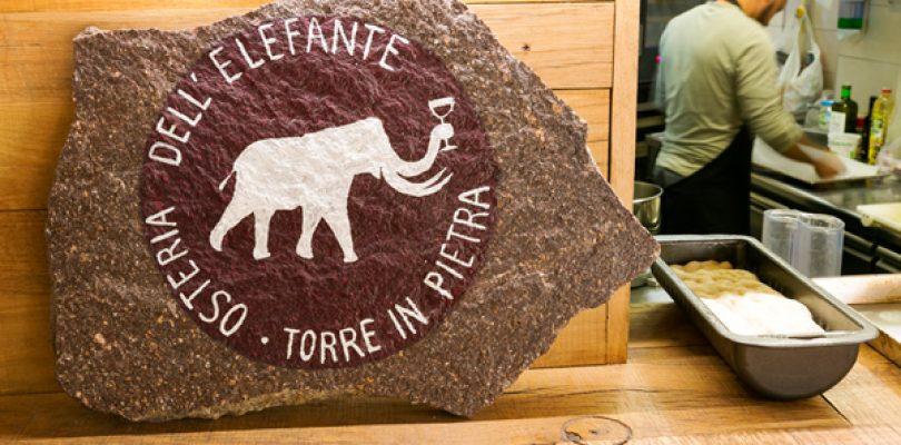 Osteria dell'Elefante a Torre in Pietra