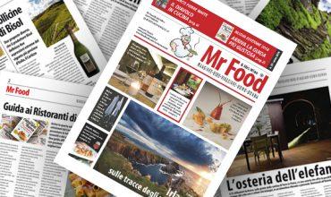Il numero 29 di Mr Food & Mrs Wine è disponibile online