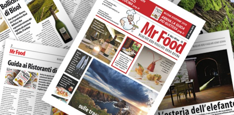 Il numero 29 di Mr Food & Mrs Wine è disponibile online