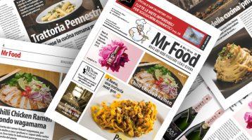 Il numero 30 di Mr Food & Mrs Wine è disponibile
