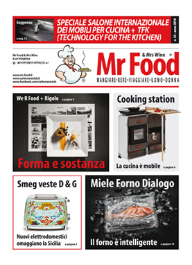 Mr Food & Mrs Wine n. 33