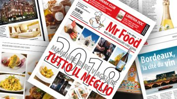 Mr Food & Mrs Wine Speciale 2018