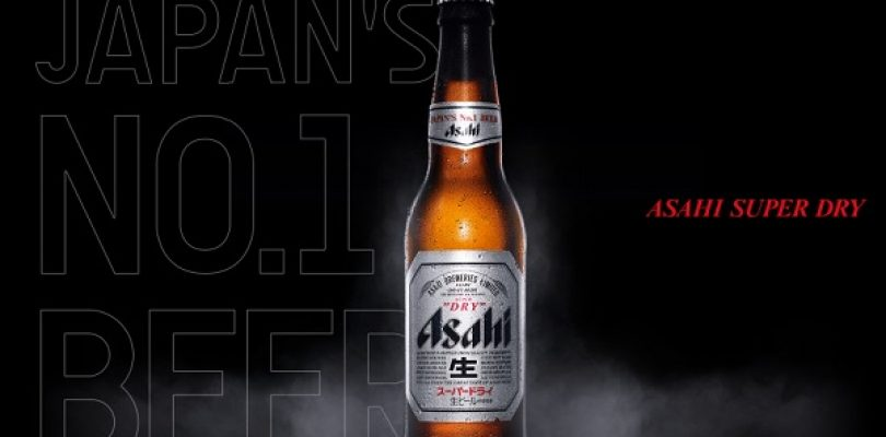 Asahi Super Dry, perfezione made in Japan