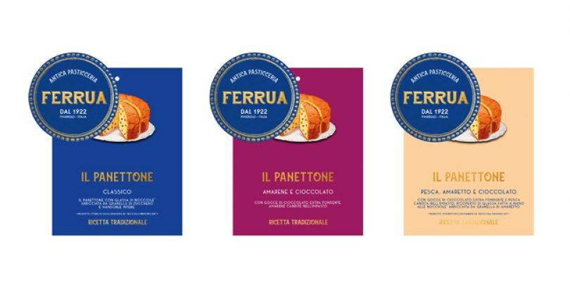 Panettone Ferrua