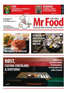 Mr Food & Mrs Wine 50