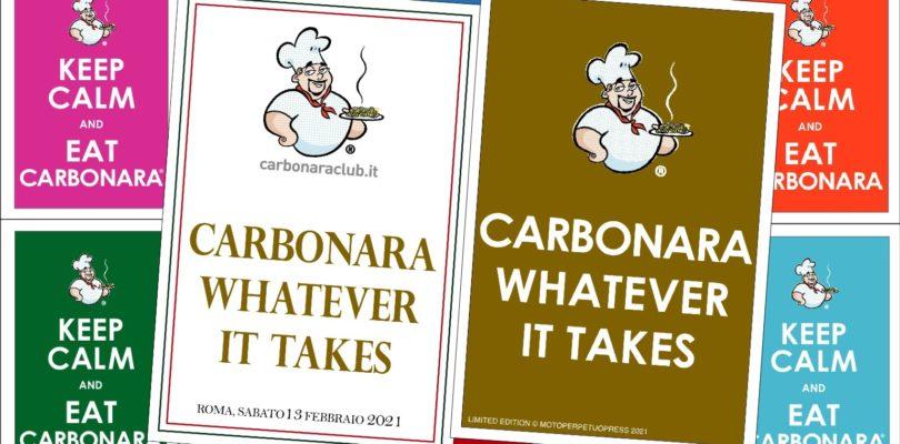 Carbonara What Ever It Takes