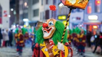 Carnevale di Basilea - Morgestraich