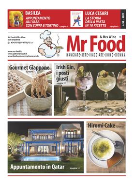 Mr Food & Mrs Wine #51
