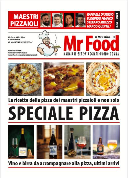 Mr Food & Mrs Wine n. 55